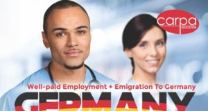 IMMIGRATE TO GERMANY AS A NURSE